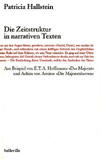 Die Zeitstruktur in narrativen Texten