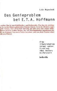 Das Genieproblem bei E. T. A. Hoffmann