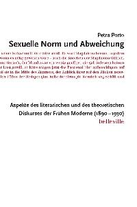 Sexuelle Norm und Abweichung