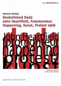Deutschland Dada & John Heartfield, Fotomonteur & Happening, Kunst, Protest 1968